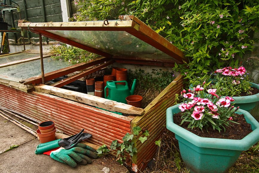 Using Cold Frames for Your Winter Garden Millcreek Gardens