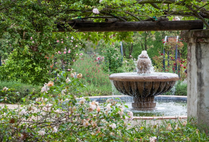 Fountains Add Life And Motion To Any Garden Setting. Whether You Opt For A  Single Percolating Bubbler Or A Cascading Multi Tiered Rock Waterfall, ...
