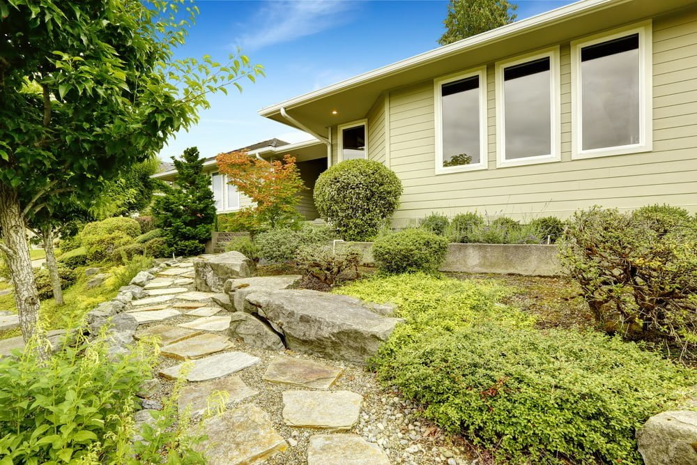Front Landscape Ideas To Ditch The Grass Lawn Millcreek Gardens