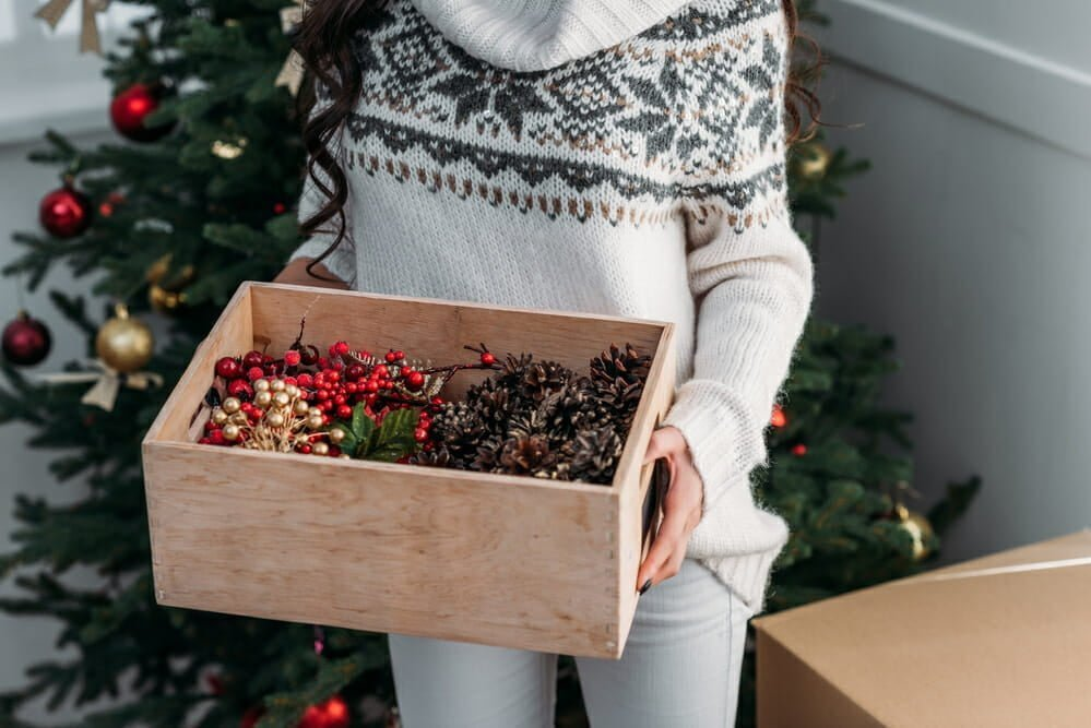 Plant Nursey Suggestions for Repurposing Your Christmas Tree