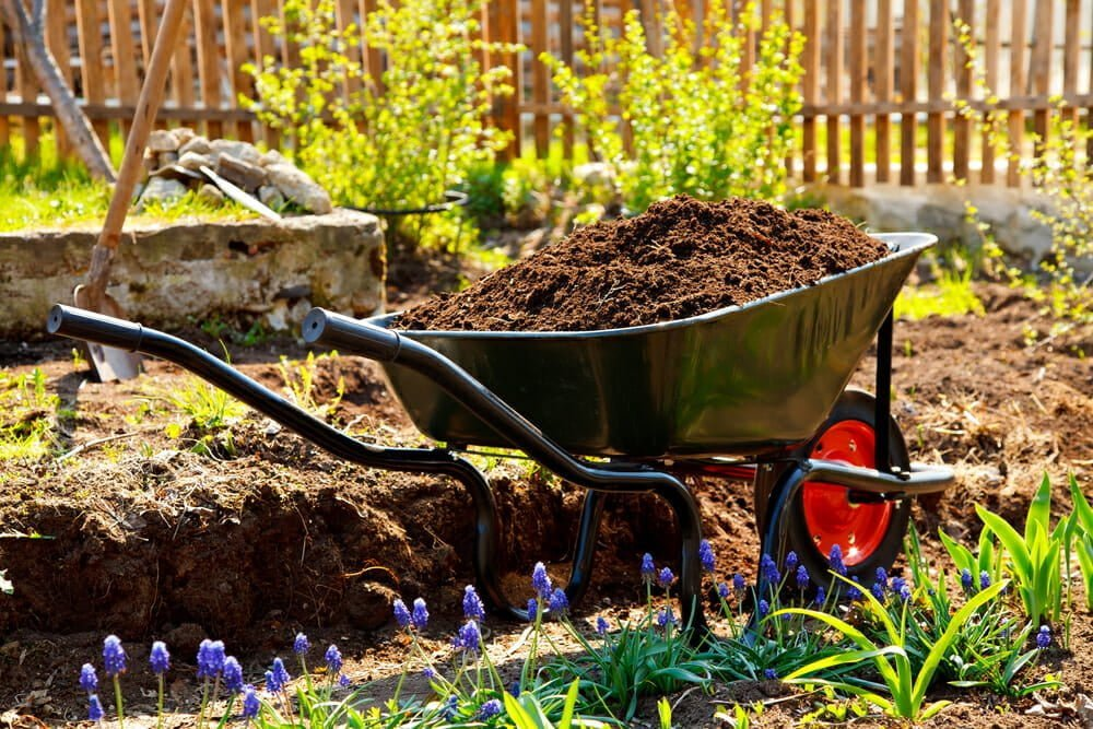 Gardening Supplies 101 How to Choose a Wheelbarrow
