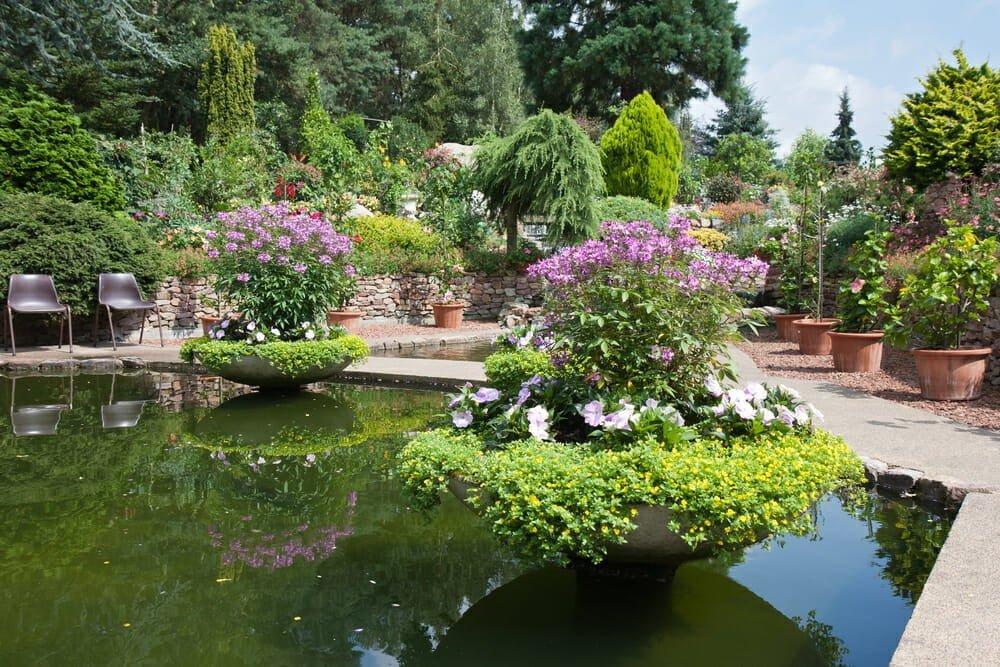 Container Garden Design Choosing Outdoor Plants Millcreek Gardens