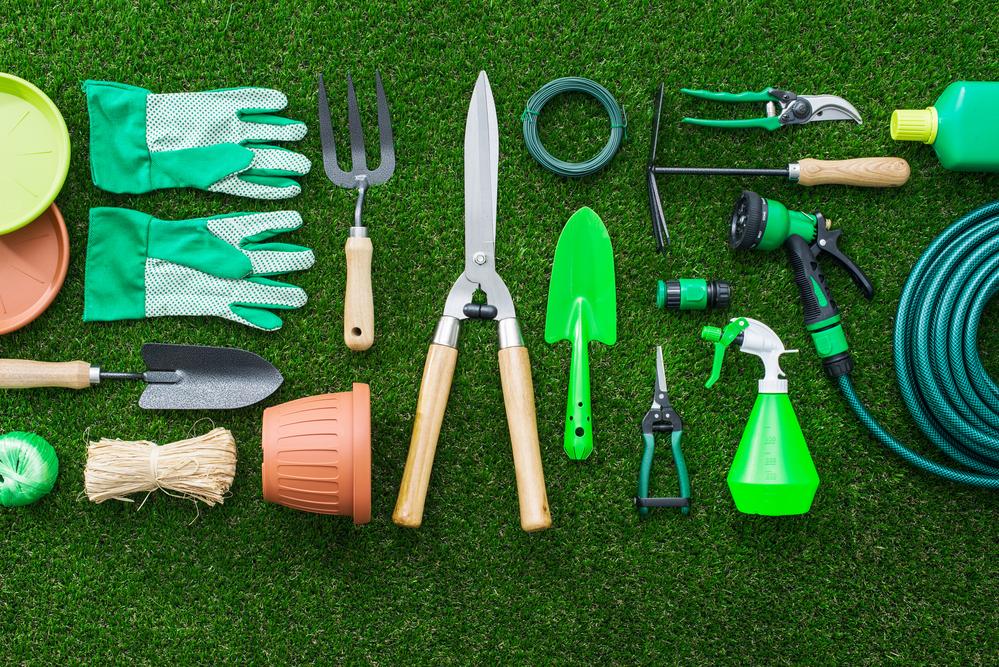 Utah gardening supplies